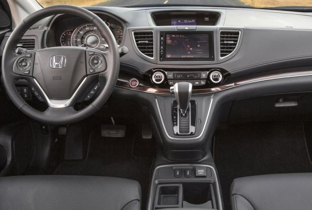 2016-Honda-CR-V-Interior